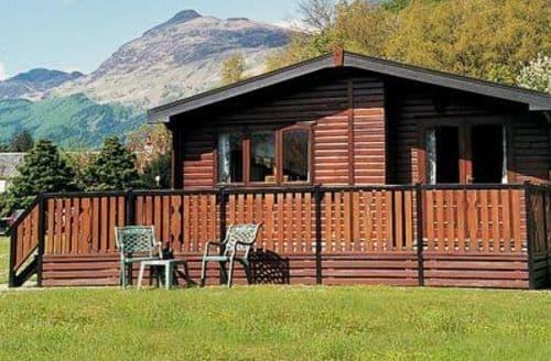 Big Cottages - Inviting Crianlarich Lodge S23254