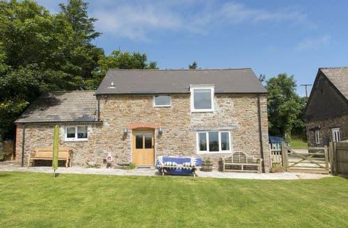 Big Cottages - Superb Cornwall Cottage S96204