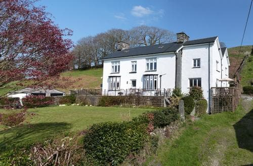 Big Cottages - Attractive Machynlleth Cottage S96510