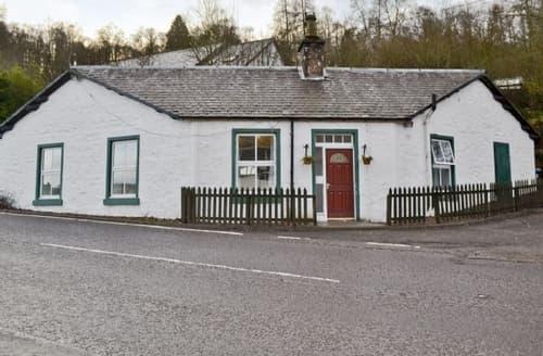 Last Minute Cottages - Tasteful Blairgowrie Cottage S23353