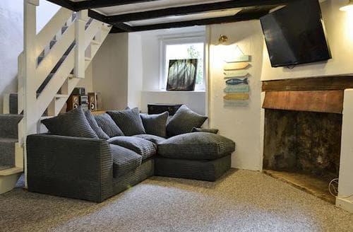 Big Cottages - Luxury Brixham Cottage S96731