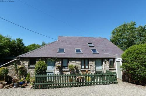 Last Minute Cottages - Beautiful Llandysul Cottage S87679