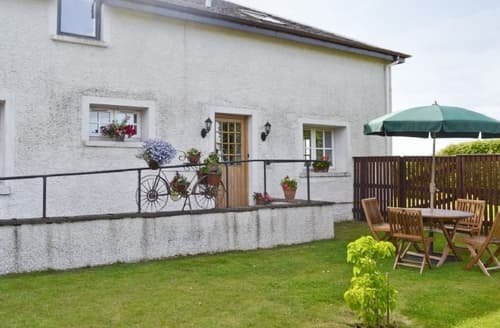 Last Minute Cottages - KIRKTONLEES COTTAGE