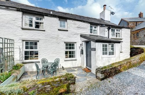Last Minute Cottages - Inviting Bodmin Moor Cottage S96843