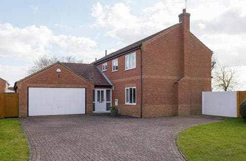 Big Cottages - Captivating Skegness Cottage S97002