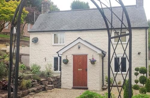 Last Minute Cottages - Wonderful Monmouth Cottage S97072