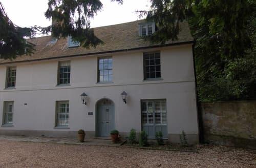 Big Cottages - Quaint Wimborne Cottage S97176
