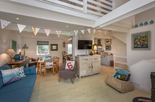 Last Minute Cottages - St Tudwals View