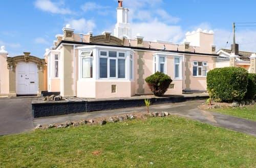 Big Cottages - Delightful Burnham On Sea House S97337