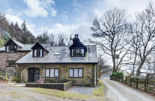 Last Minute Cottages - Llwynglas