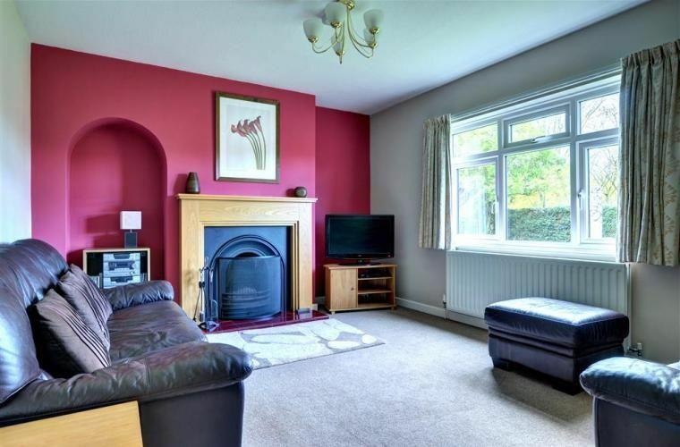 Main Lounge - Rowan Cottage