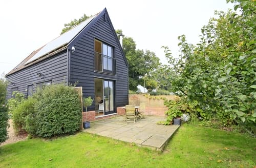 Last Minute Cottages - Captivating Blaxhall Cottage S97503