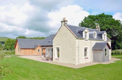 Big Cottages - Cosy Girvan Cottage S23489