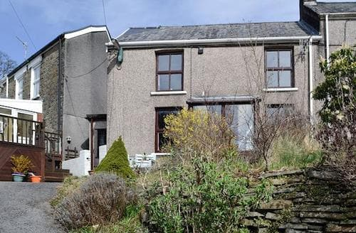 Last Minute Cottages - Stunning Swansea Cottage S97663