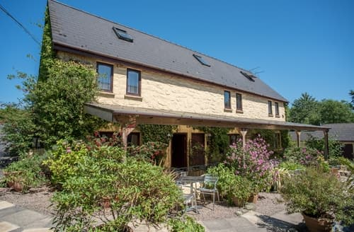 Last Minute Cottages - Primrose Cottage