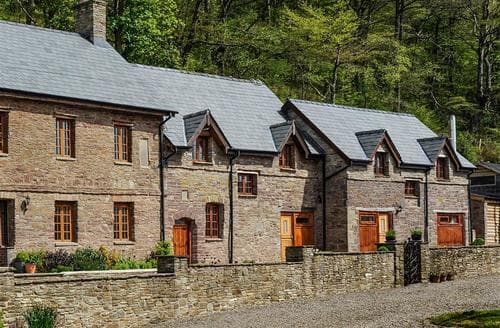 Big Cottages - Excellent Llanigon Cottage S97862