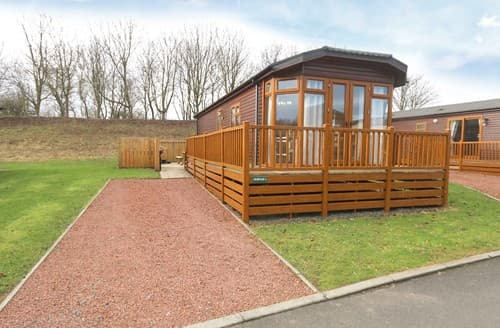 Big Cottages - Beautiful Morpeth Log Cabin S97871