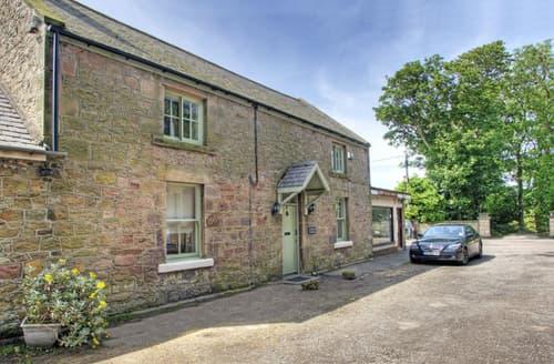 Big Cottages - Tasteful Beadnell Cottage S97927