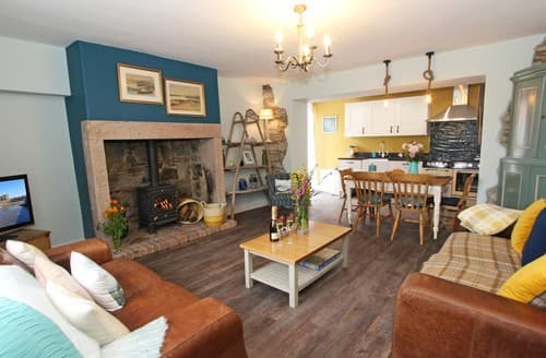 Big Cottages - Luxury Beadnell Cottage S98070