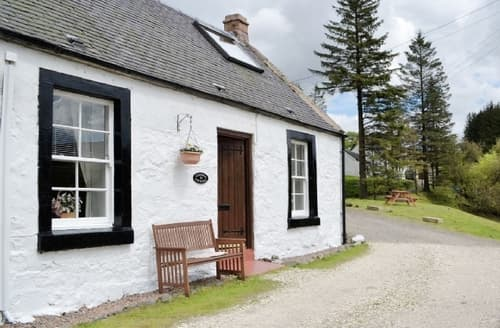 Last Minute Cottages - GOLDPAN COTTAGE