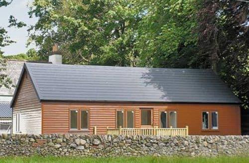 Big Cottages - Exquisite Dumfries Lodge S23622