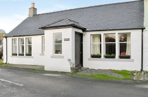 Last Minute Cottages - Wonderful Dumfries Cottage S23627
