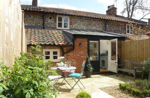 Last Minute Cottages - Charming Aylsham Cottage S93749