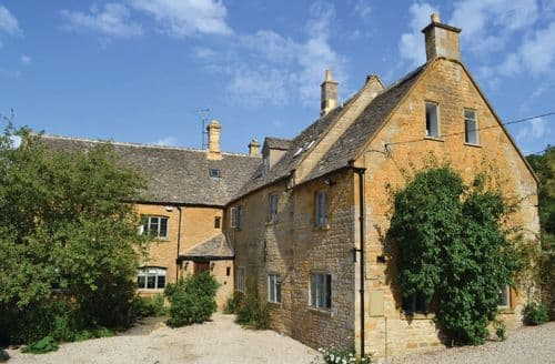 Big Cottages - Attractive Snowshill Cottage S41712
