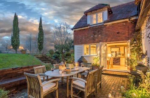 Big Cottages - Lovely Ripe Cottage S90326