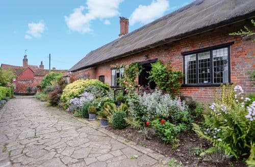 Last Minute Cottages - Attractive Kersey Cottage S88463