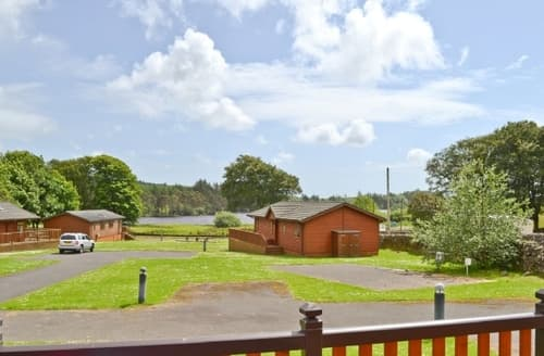 Last Minute Cottages - Charming Newton Stewart Lodge S23702