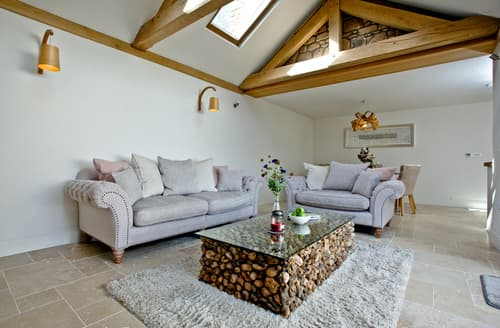 Big Cottages - Excellent St Newlyn East Cottage S98321