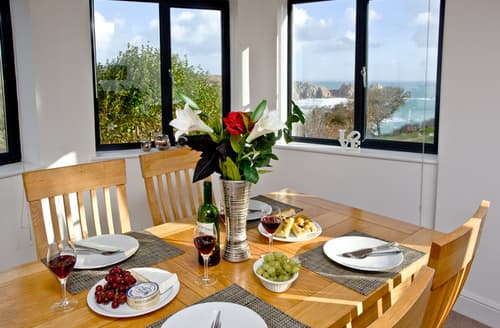 Last Minute Cottages - Captivating St. Levan Apartment S98328