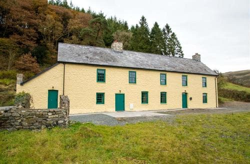 Last Minute Cottages - Charming Llanwrtyd Wells Cottage S98365