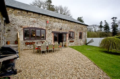 Big Cottages - Delightful Bratton Clovelly Cottage S98369