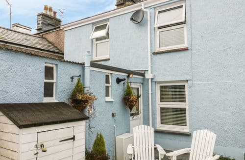Last Minute Cottages - Luxury Porthmadog Cottage S98387