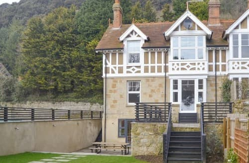 Big Cottages - Cosy Ventnor Cottage S98406