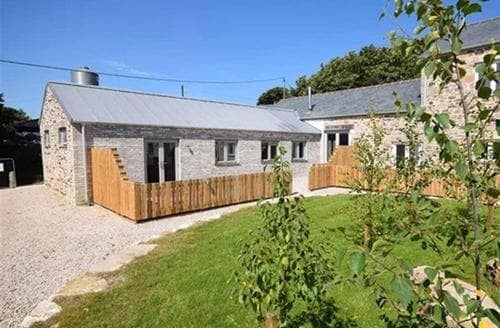 Last Minute Cottages - Superb South Cornwall Cottage S84356