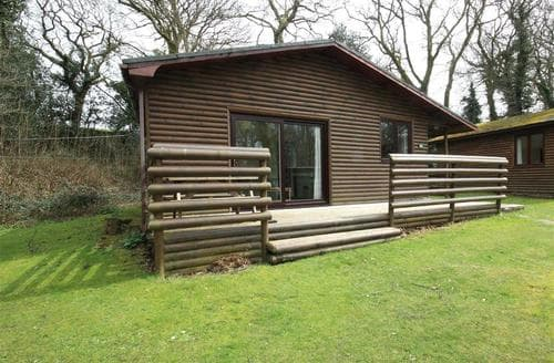 Last Minute Cottages - Beautiful North Cornwall Lodge S97079