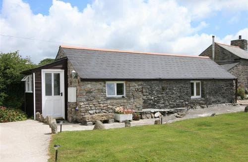 Last Minute Cottages - Quaint North Cornwall Cottage S80815