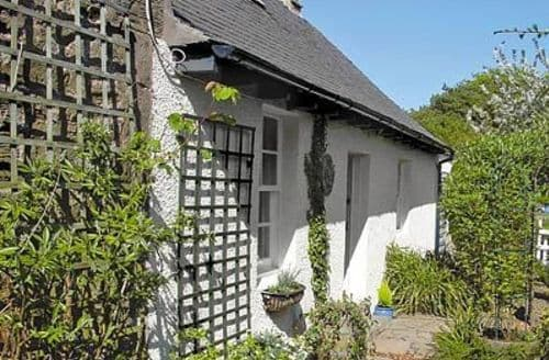Last Minute Cottages - Quaint Duns Cottage S23761