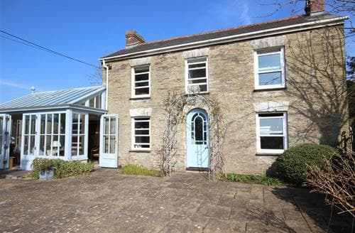 Last Minute Cottages - Excellent South Cornwall Cottage S42213