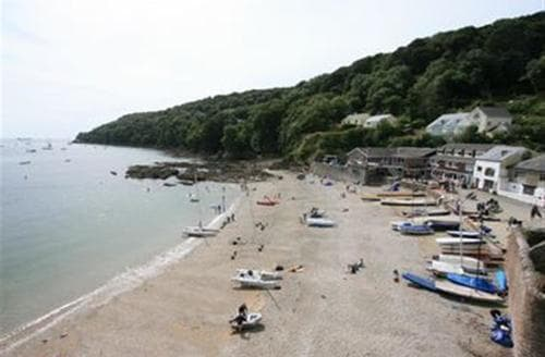 Last Minute Cottages - Luxury South Cornwall Cottage S70822