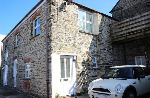 Last Minute Cottages - Beautiful North Cornwall Cottage S45506