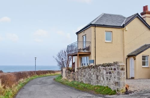 Last Minute Cottages - THE OLD COASTGUARD LOOKOUT