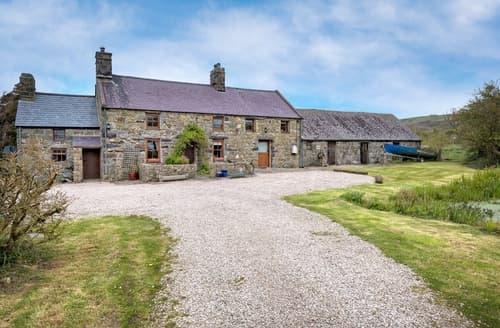 Last Minute Cottages - Beautiful Rural Llyn Peninsula Cottage S98490