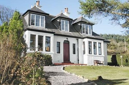 Big Cottages - Attractive All Isle Of Arran Cottage S23835