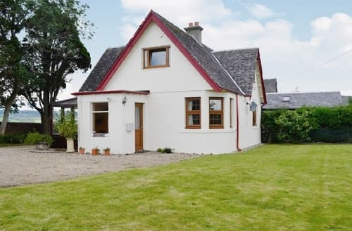Last Minute Cottages - Superb All Isle Of Arran Cottage S23836