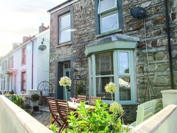 Rose Cottage in St Dogmaels
