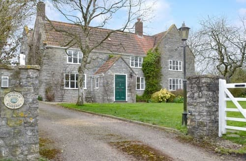 Big Cottages - Beautiful Glastonbury Cottage S98772